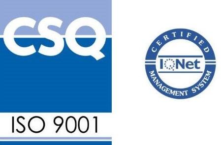 ISO 90001: 2015 – Wir sind zertifiziert!